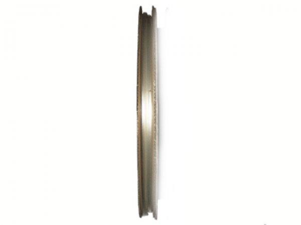S2401 Größe 9,5mm Schrumpfschlauch (5 x 75m Rolle = 375m) TRANSPARENT
