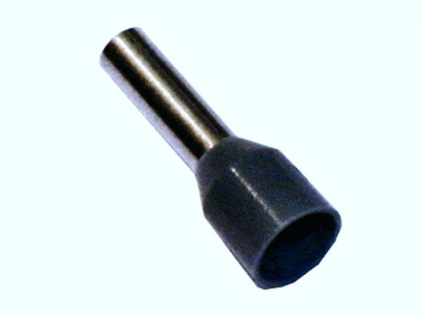 2,5mm² (HL) Aderendhülsen Grau (500 Stück)