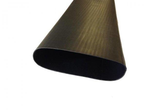 S2466 Größe 120mm/40mm Schrumpfschlauch mit Kleber (1,2m Länge)