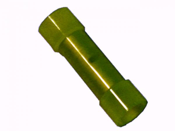 4mm²-6mm² NYLON Stoßverbinder GELB (100 Stück)