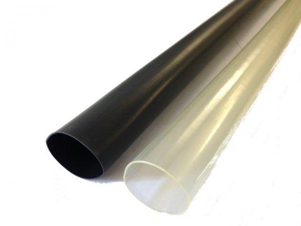 S2454 Größe 24mm/6mm Schrumpfschlauch mit Kleber (1,2m Länge)