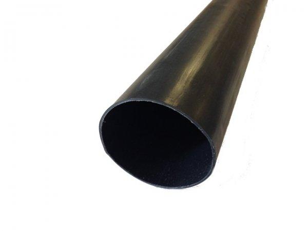 S2466 Größe 70mm/25mm Schrumpfschlauch mit Kleber (1,2m Länge)