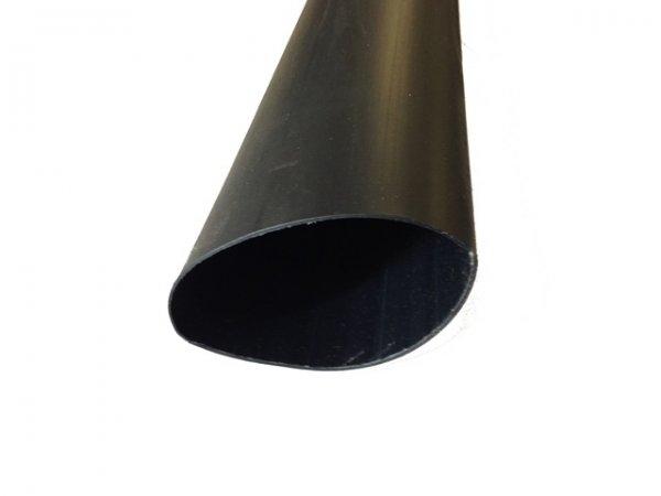 S2406 Größe 90mm/30mm Schrumpfschlauch ohne Kleber (1,2m Länge)