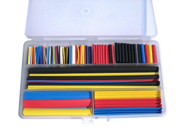 Schrumpfschlauch Sortiment S24-Set-2000