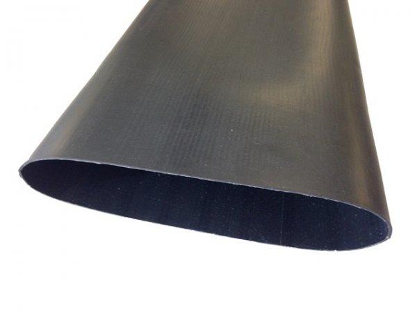 S2466 Größe 152mm/48mm Schrumpfschlauch mit Kleber (1,2m Länge)